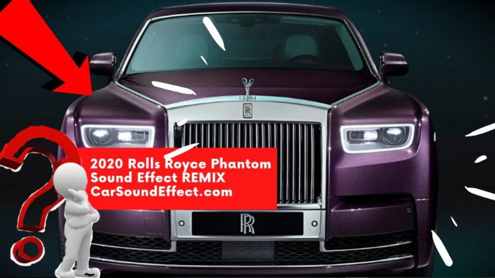 2020 Rolls Royce Phantom images Sound Effect-Carsoundeffect.com